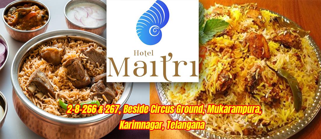 maitri online application