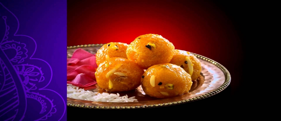 Order-Sweets- from Anand Sweet shop