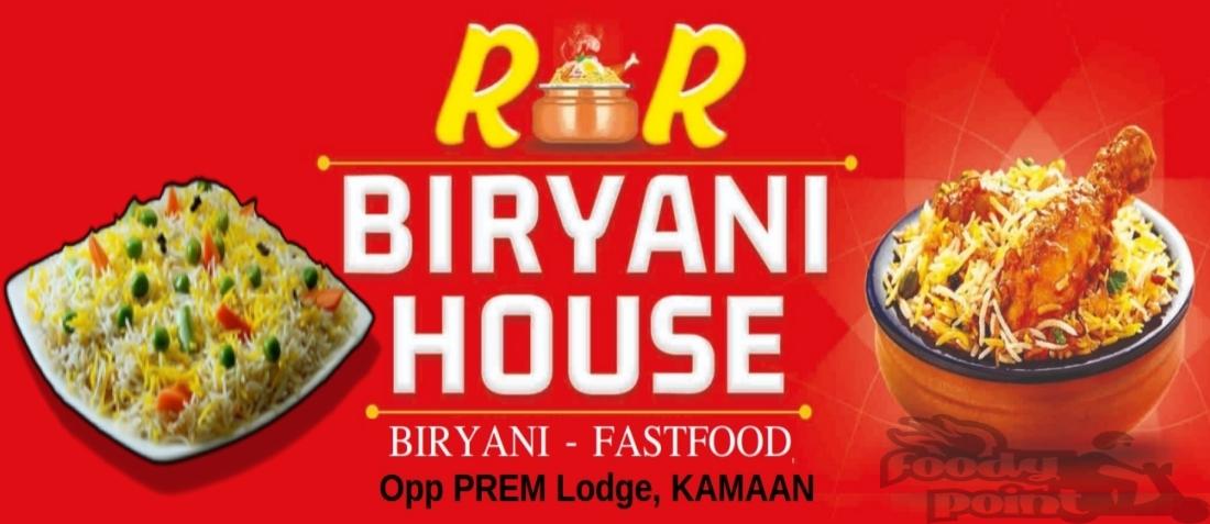 R R BIRYANI HOUSE